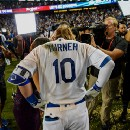 In their words: Nine Dodgers take you inside Justin Turner's moment
