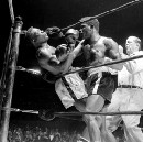 A homophobic slur before the fight, a barrage of death blows in the ring