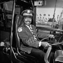The hippest, happiest bus drivers Southern California ever did know