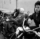 The women of the Hell's Angels were bad, brassy, bombshell 'old ladies'