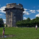 Hitler's flak towers were fortresses of Nazi military might