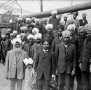 Photos: When these Indian immigrants got to Canada, police kept them on their boat for two months