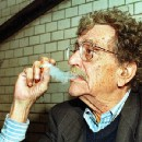 Kurt Vonnegut Walks Into a Bar