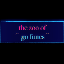 The Zoo of Go Functions