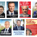 What can we learn from the French Presidential Election posters?