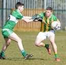 GAA   Curran keeps his cool to secure the Clans a share of the spoils against St Pat's