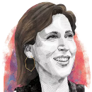 Lunch with the FT: Susan Wojcicki