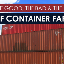 The Good, the Bad, and the Ugly of Container Farms