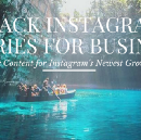 Hack Instagram Stories for Business