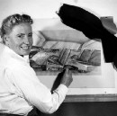 The first female automotive designer was also a refugee and a single mom