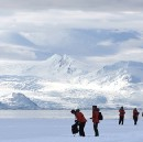 76 women on a glacier are changing the world