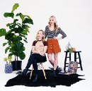 Meet Amy and Jennifer Hood. Twin sisters and Founders of branding agency, Hoodzpah.