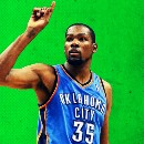Kevin Durant Was the Thunder, and Maybe That Was the Problem