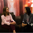 "Melinda Gates and Fei-Fei Li Want to Liberate AI from ""Guys With Hoodies"""