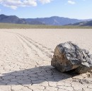 These Rocks Mysteriously Move Across Death Valley
