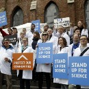 Scientists embark on their own Trump resistance