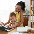 When You Love Your Work, Being a Mom Isn't Enough