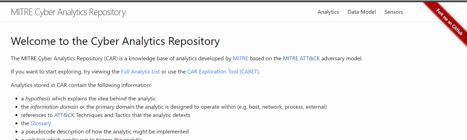 Top stories published by MITRE ATT&CK™ in 2018 – Medium