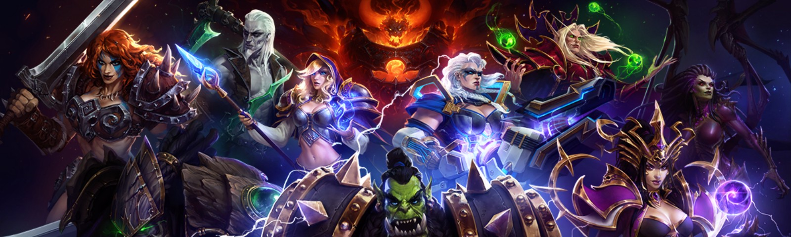 Heroes Of The Storm Get 20 Heroes For Free By Logging In By Sam Lee Hollywood Com Esports Within these pages, you will find. heroes of the storm get 20 heroes for