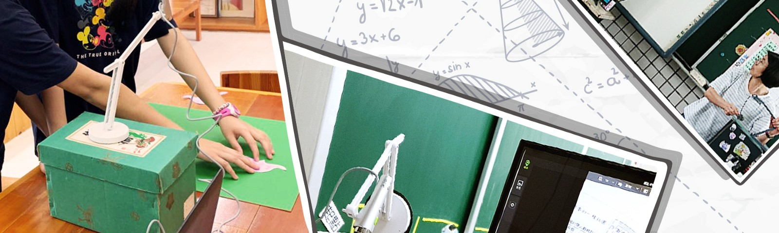 IPEVO's RMA Journey Part Three: Utilizing Document Cameras for Teaching Math and Science & Technology