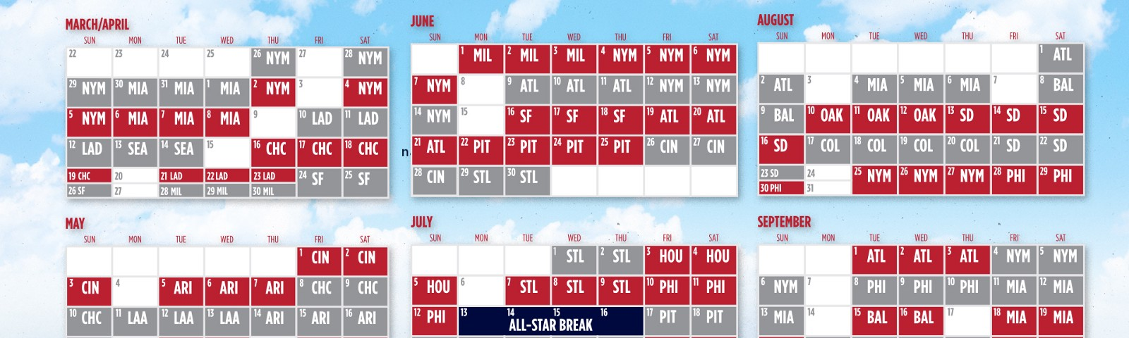 Nationals Schedule 2020.All Stories Published By Curly W Live On August 12 2019