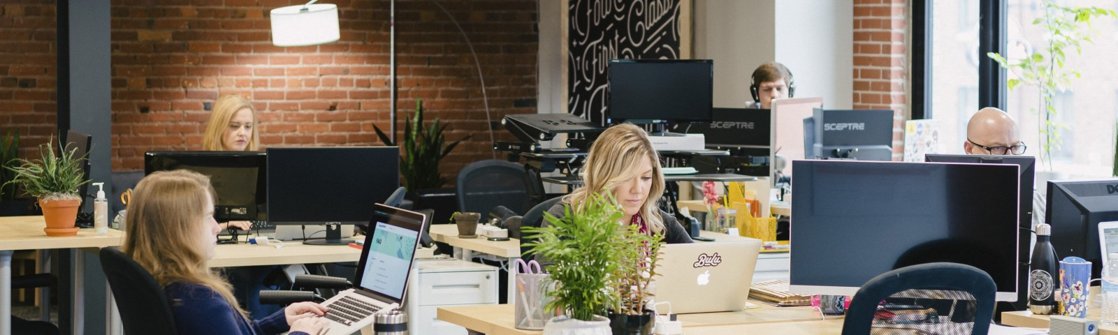 'Boutique' Coworking Spaces Find a Niche Nurturing Small Businesses