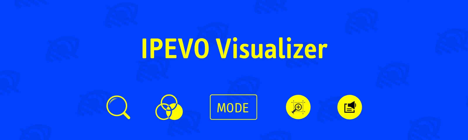 IPEVO Visualizer software and its visually impaired friendly features