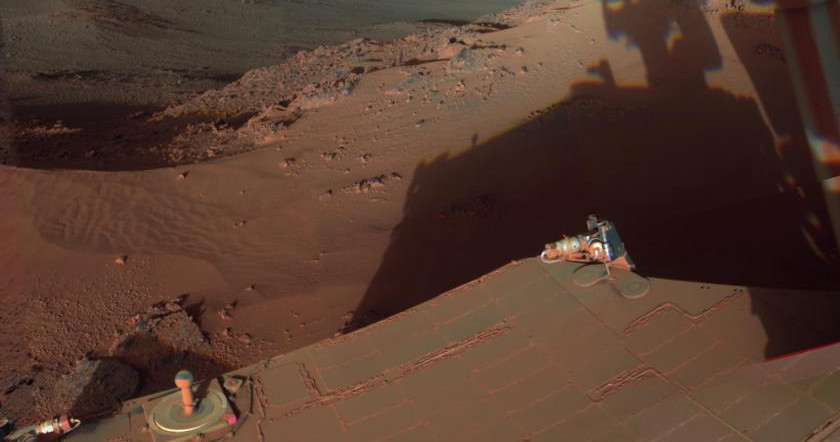 It's Time to Say Goodbye to Our Beloved Mars Rover – Space Time – Medium