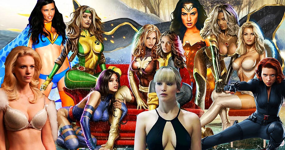Reframing the Debate About Female Superhero Costumes