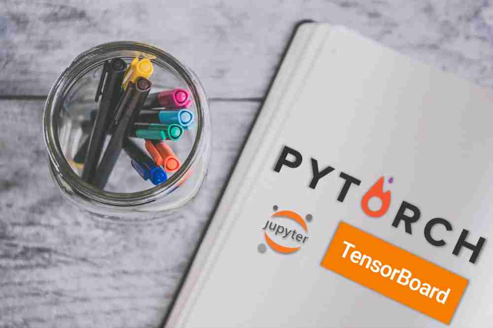How to run Tensorboard for PyTorch 1 1 0 inside Jupyter