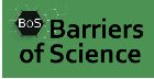 Barriers of Science
