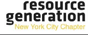 Resource Generation NYC Chapter