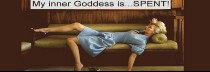Confessions of an Inner-Goddess