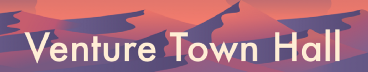 Venture Town Hall