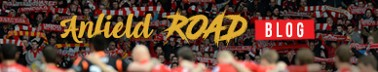 Anfield Road blog