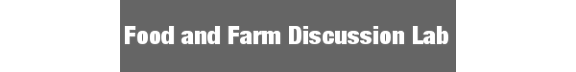 Food and Farm Discussion Lab