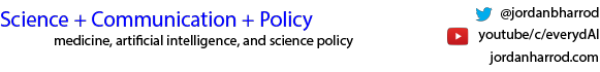 Science + Communication + Policy