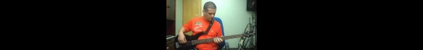 Braziliam Rock Bass Tab