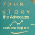 the Advocates: each one, help one