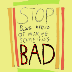 Stop Being Afraid of Making Something Bad and Something Good Will Happen