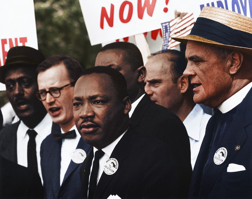 Martin Luther King Junior: A Powerful Identity