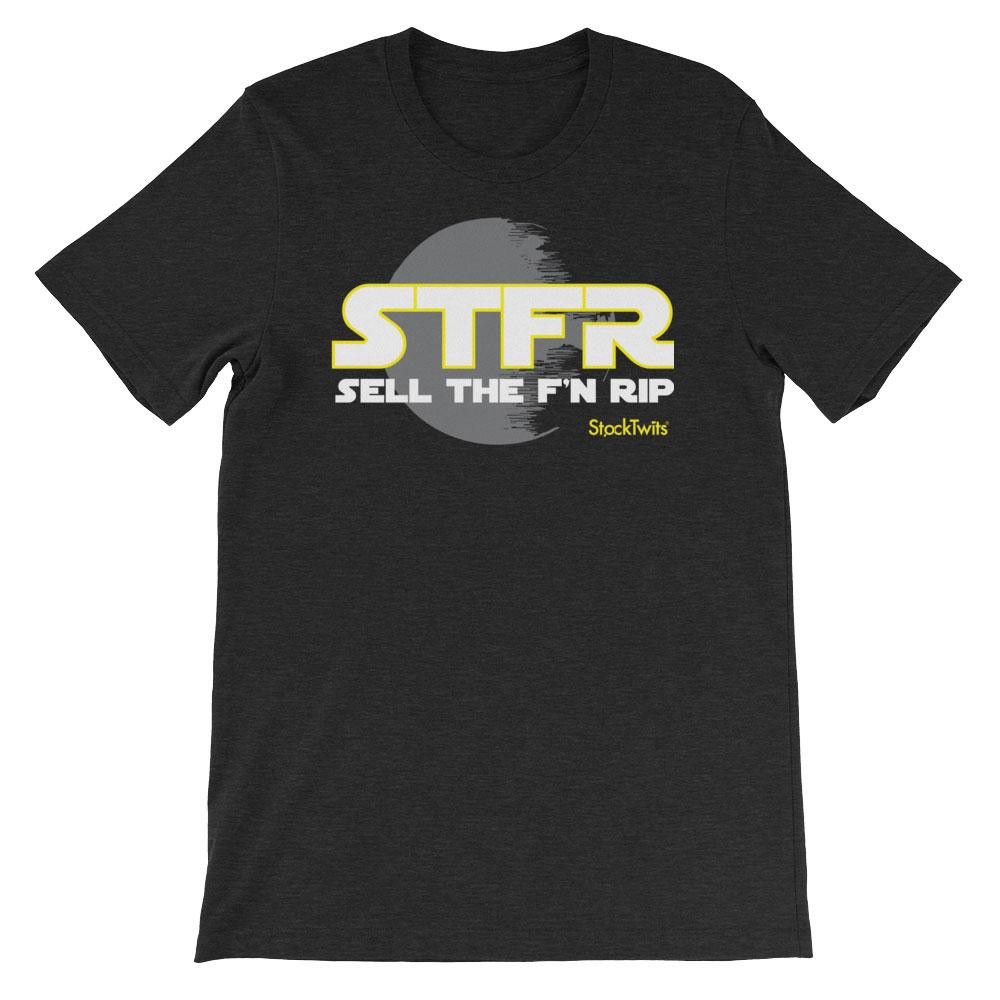 STFR stands for Sell The F'ing Rip