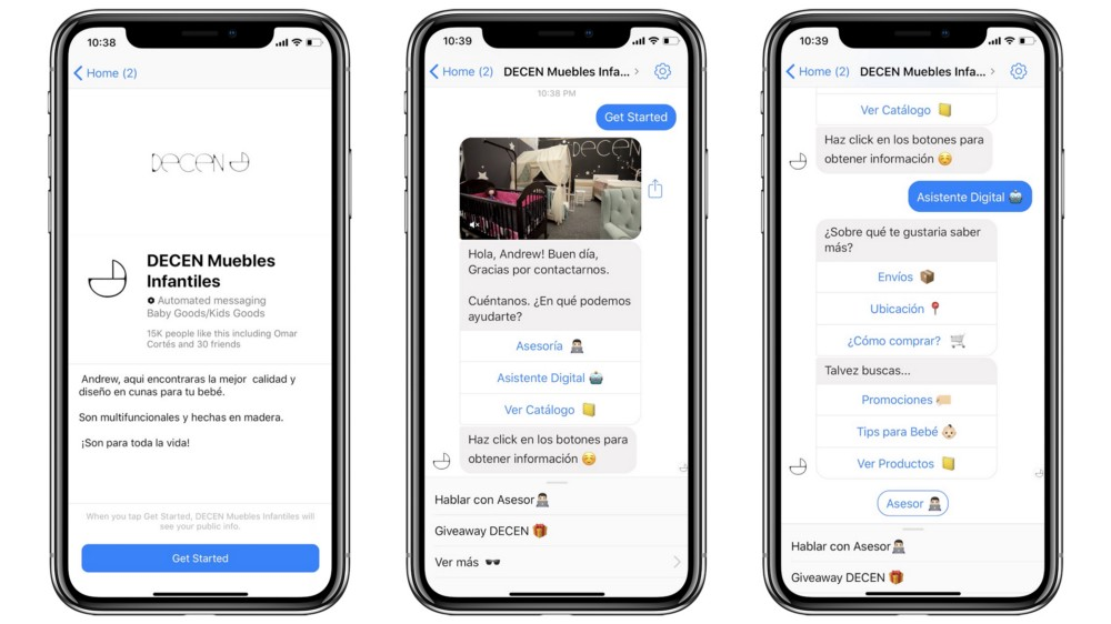 Baby Brand Generates 80% of Total Sales From Messenger Bot