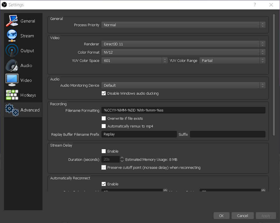 OBS Studio - How I Improved My Stream and You Can Too