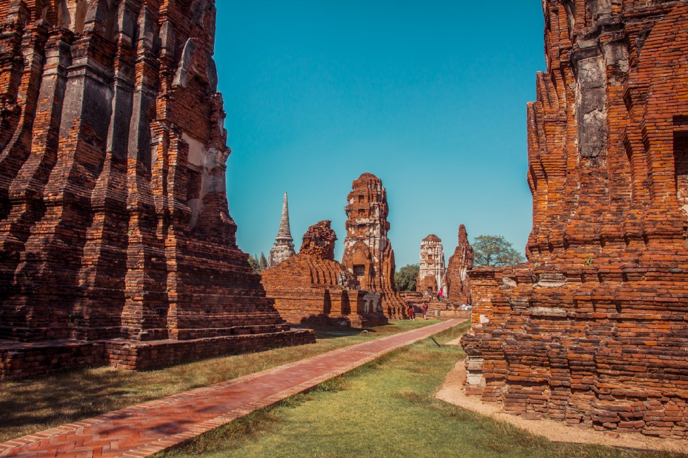 Ten Most Fascinating Ruins Of the Planet