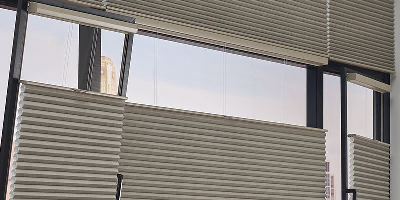 List of all Manual operating Blinds for windows by Hunter Douglas