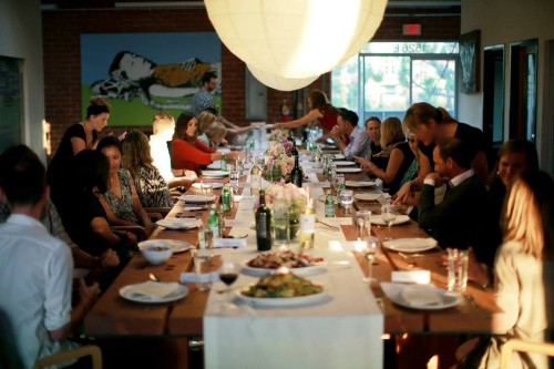 Last Week, Enso Hosted Our Fourth BIG TABLE Dinner. We Brought Together  Cultural Leaders From Some Of Todayu0027s Most Influential Brands To Discuss  How ...
