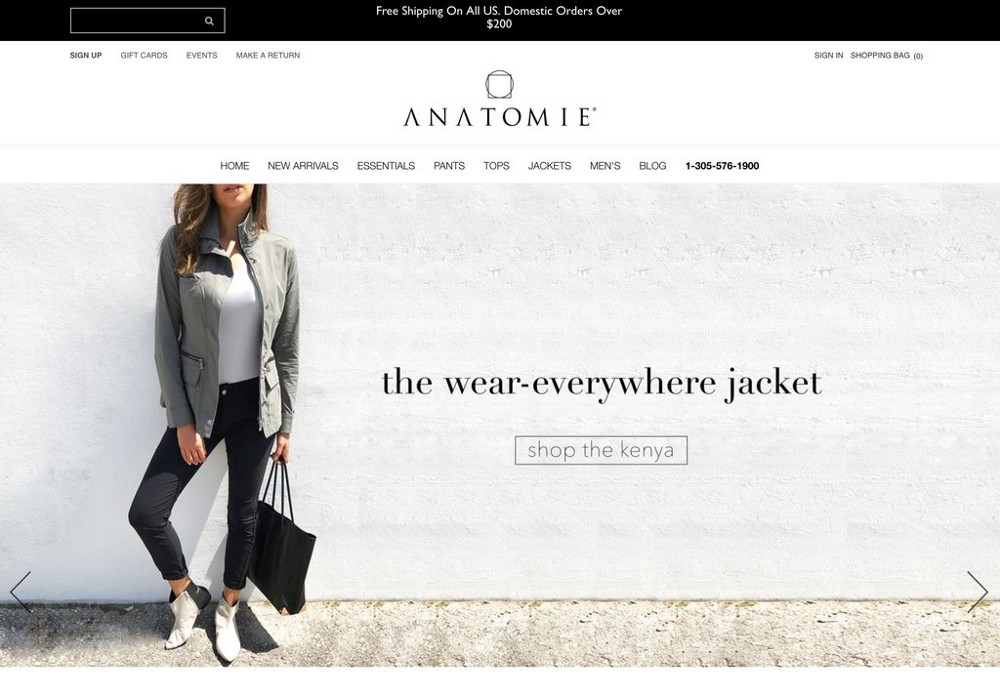 Shopify Stores 2017 - Our A - Z List | The Hope Factory