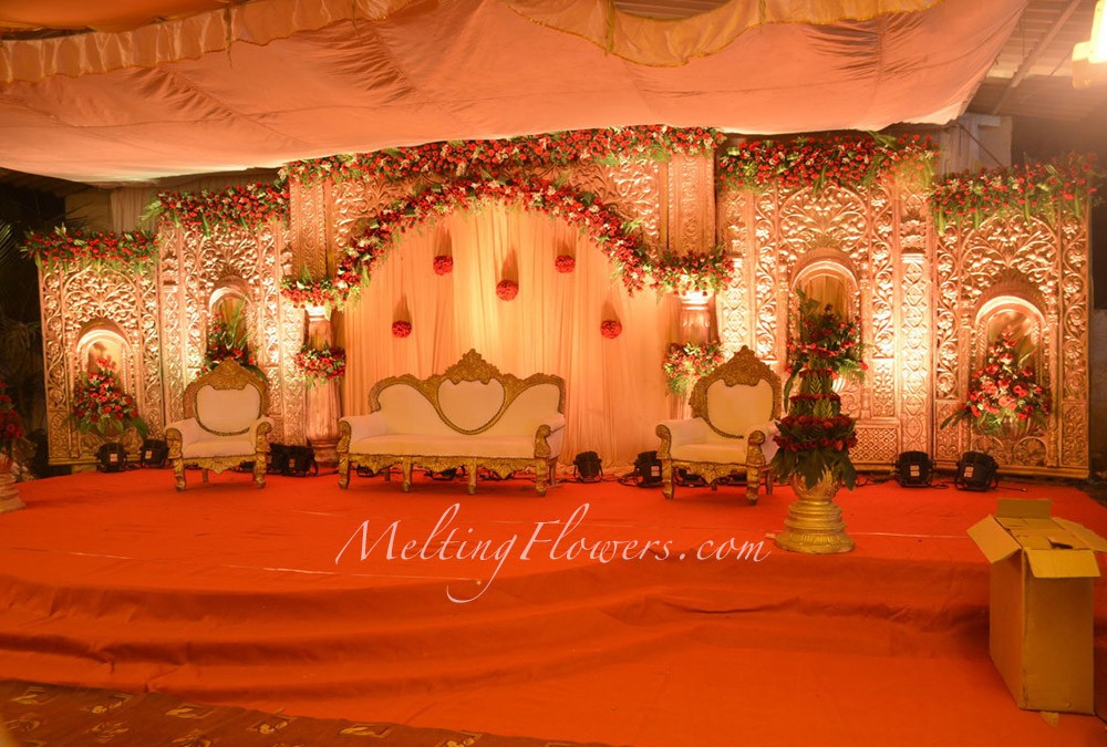 Tips For Wedding Stage Decoration Bangalore