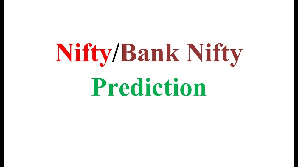 How do you predict nifty and bank nifty movement for the next day?